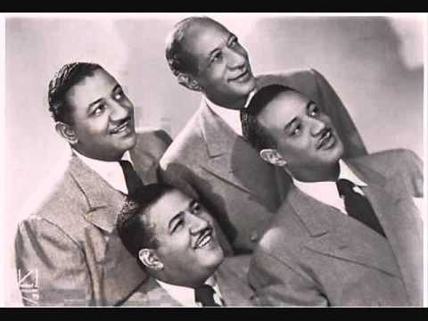 The Mills Brothers - Standing On The Corner (1956)