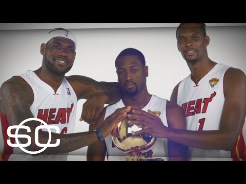 Pat Riley And The Breakup Of Miami Heat's Big Three | SportsCenter | ESPN
