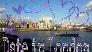 Date in London with my fiance