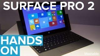 Surface Pro 2: Microsoft