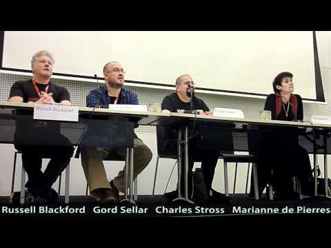Cyberpunk & the City Panel p2 - Aussiecon 4