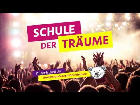 Kinder-Musical 2018 | Schule der Träume | Berswordt-Europa-Grundschule