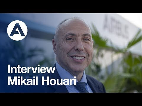 Interview of Mikail Houari, Airbus President for Africa & the Middle East Region