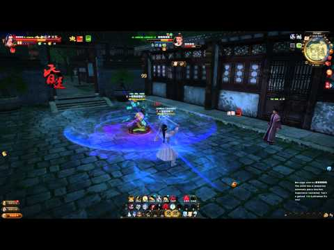 Age of Wulin (China) - Ancient Tomb Sect vs Changfeng Escort Sect