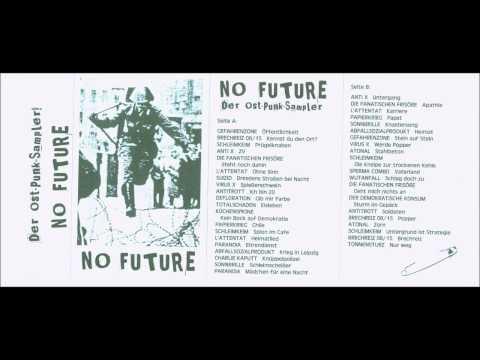 NO FUTURE (DER OST-PUNK-SAMPLER) (compilation tape, 1992)