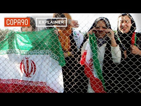 Why Iran Banned 42 Million from Football