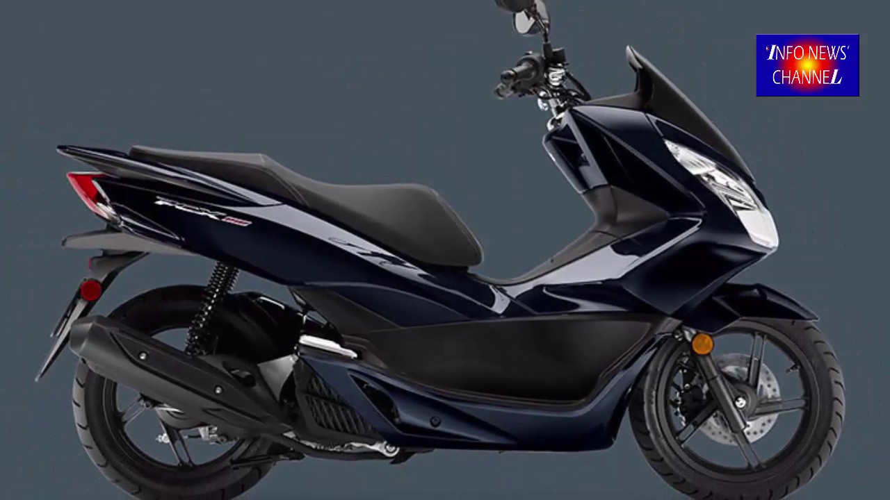 2018 new honda scooters pcx150 review 2018 youtube. Black Bedroom Furniture Sets. Home Design Ideas