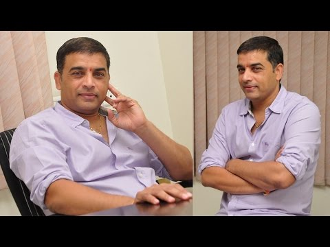 Dil Raju about Supreme Success and his Upcoming projects