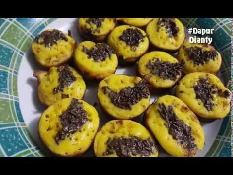 Resep Cara Membuat Kue Cubit Green Tea Setengah Matang - YouTube