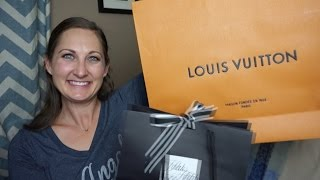 Unboxing Louis Vuitton, Limited Toiletry 26