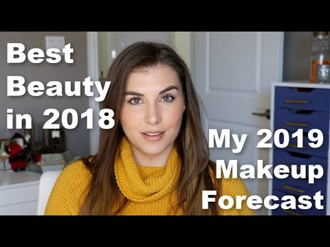 4 Makeup Game-Changers & 2019 Trend Predictions | Bailey B. thumbnail