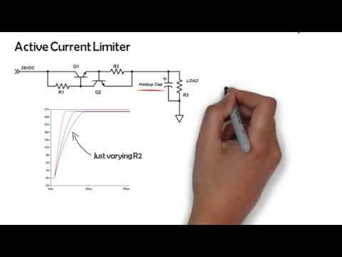 [DIAGRAM_38ZD]  Active Current Limiting Circuit Schematic - YouTube | Current Schematic Wiring Diagram |  | YouTube