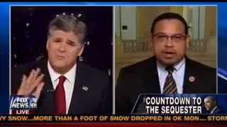 Download lagu Rep. Keith Ellison and Fox News' Sean Hannity