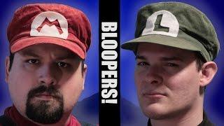 Stupid Mario World - Bloopers Part 6