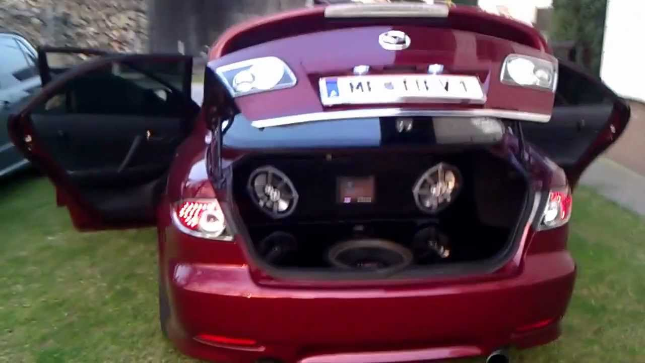 mazda 6 tuning 2012 team infinity e v andi youtube. Black Bedroom Furniture Sets. Home Design Ideas
