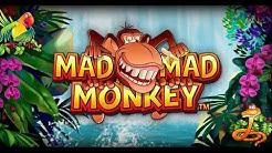 Mad Mad Monkey - Online Slots - Lotoquebec.com