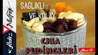 Chia Puding Tarifi - Arda'nın Mutfağı