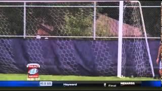 Memorial vs Hudson, 2-1, WEAU, 2014-09-09