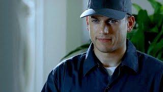 Махоун догадывается где оставил деньги Д.Б.Купер. Майкл под видом ремонтника. Побег