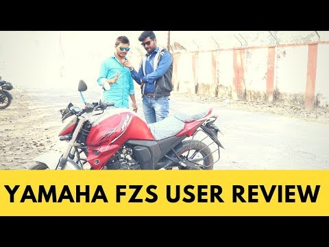 NEW 2017 YAMAHA FZS FI BS4 V2.0 REVIEW || USER REVIEW || HONEST REVIEW ft utpal mishra||