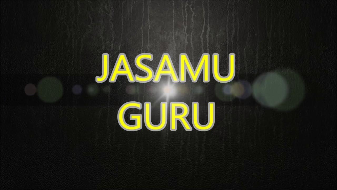 Jasamu Guru Instrumental