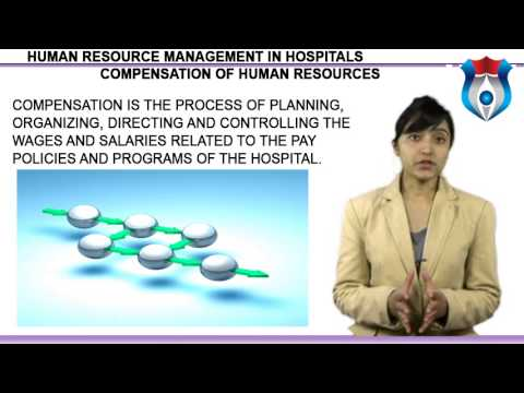 HUMAN RESOURCE MANAGEMENT IN HOSPITALS