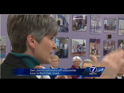 Constituents Laughed at Joni Ernst