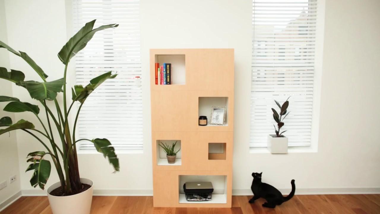 Cat Friendly Modern Furniture   The Cat Case By Cat Matter
