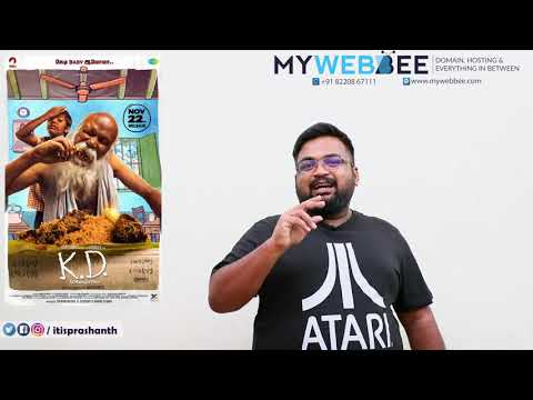 KD review by Prashanth
