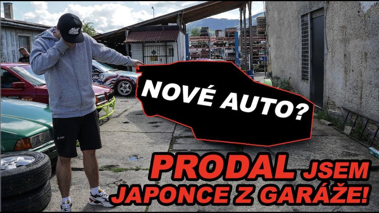 PRODAL jsem japonské auto a KOUPIL nové | Noční výlet do Polska!