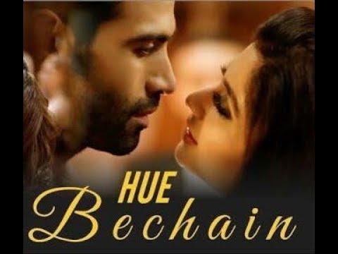 hue-bechain-lyrics-|-ek-haseena-thi-ek-deewana-tha-|-music---nadeem,-palak-muchhal