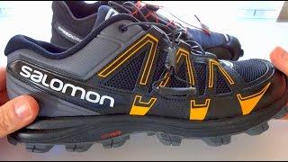 Salomon FellRaiser vs SpeedCross 3 Trail Hiking Outdoor Shoes