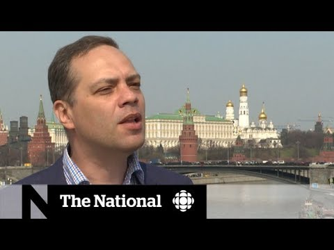 Russian opposition leader shares future of anti-Putin activism | Dispatch