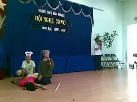 Hai kich Chu Cuoi - THCS_Binh_Thang