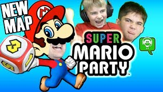 NEW Map Super Mario Party with the HobbyFamily