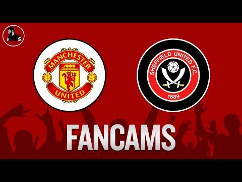 LIVE FANCAMS | Man Utd 3-0 Sheff Utd | Martial Hat-Trick!!!