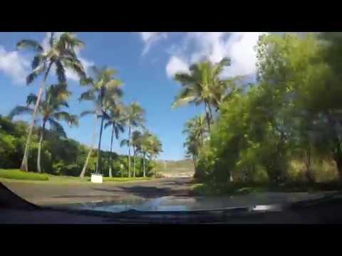 Kauai Drive to Ke'e Beach