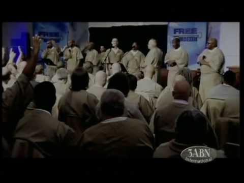 Prison Ministry - spread the Gospel