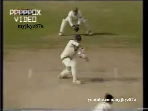 Ganguly and Srinath Classic Test Match Winning Partnership of 100 Runs against Pakistan - Delhi 1999