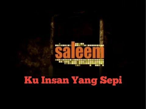 Saleem Iklim - Ku Insan Yang Sepi (HQ Audio)