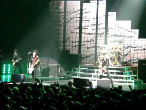 Green Day - Basket Case - TD Garden - Boston, MA - July 20, 2009 ...