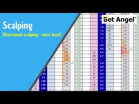 Peter Webb, Betfair - Directional scalping - The next level!