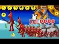 Stick War Legacy ❤️ Vs THE SUPER SWORDWRATH STATUE LEVEL 9999   Stick War Legacy Mod ❤️ MrGiant777
