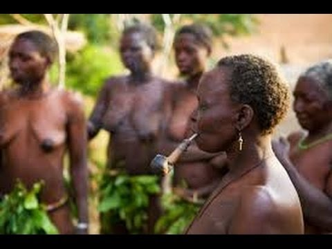 Gamo Gamo Women -Tribes of Africa Discovery African people -HD