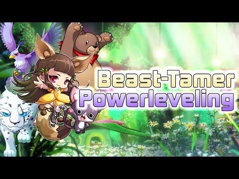 1 hr long commentary! Beast Tamer Power Leveling