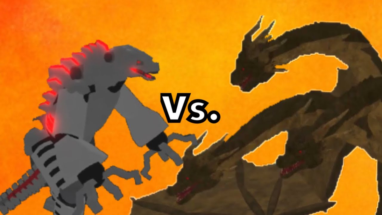 GvK Mechagodzilla (2021) MAJOR REMODEL - MECHAGODZILLA 2021 vs GHIDORAH 2019 - KAIJU WORLD GAMEPLAY