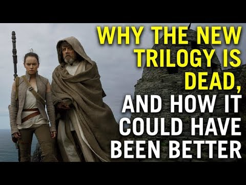 Why the new Star Wars trilogy is dead, and how it could have been better *SPOILERS*