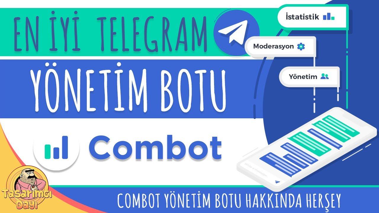 EN İYİ TELEGRAM GRUP YÖNETİM BOTU! \
