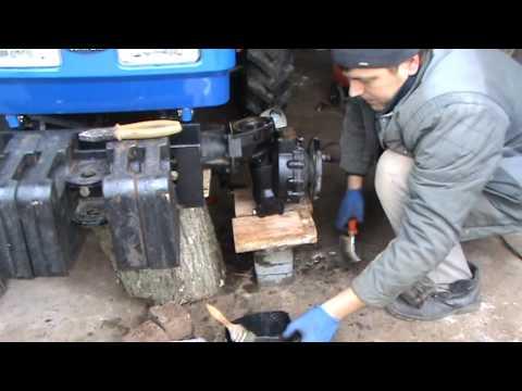 Минитрактор DohgFeng-244 /Донг Фенг-244/ с кабиной minitrak.com.ua