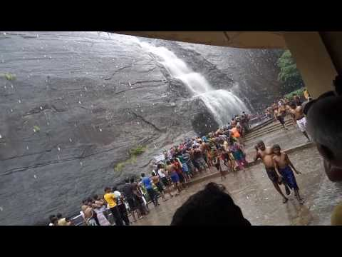 Old courtallam .... Rainy time  by gst